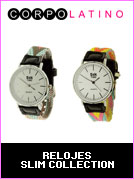 Relojes Slim Collection